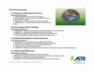 Astd Competency... Competency Definition