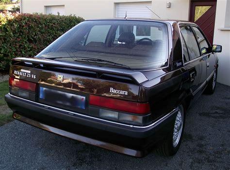 renault 25 v6 turbo location renault 25 v6 turbo baccara de 1990 pour mariage