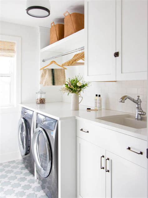 75 transitional laundry room design ideas