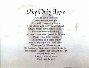 22 Best Collection I Love You Poems