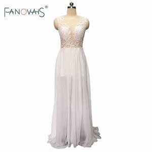 bohemian wedding dresses 2017 floor length cheap long With cheap casual wedding dresses
