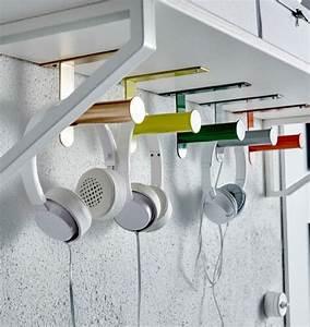 Toilettenpapier Aufbewahrung Edelstahl : f nf ikea grundtal toilettenpapierhalter aus edelstahl an der unterseite eines regals hier als ~ Markanthonyermac.com Haus und Dekorationen