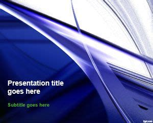 Abstract Wallpaper Powerpoint Presentation Blue Background by Free Blue Powerpoint Template With Eye Catching