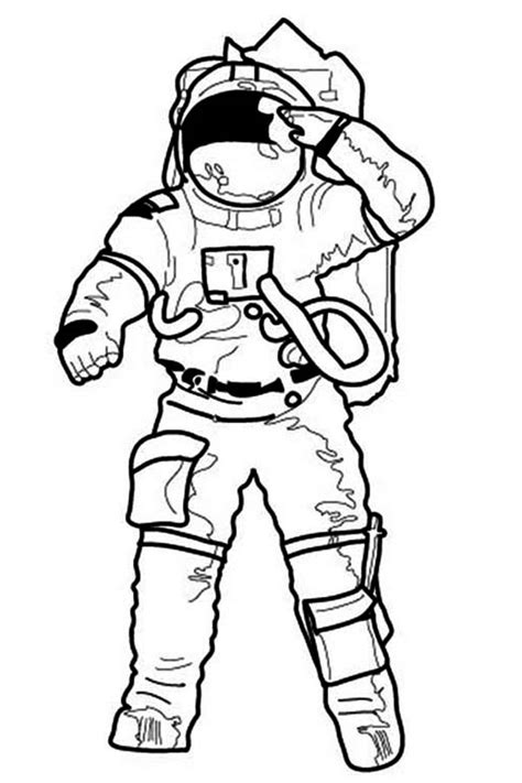 astronaut coloring page cake ideas  designs