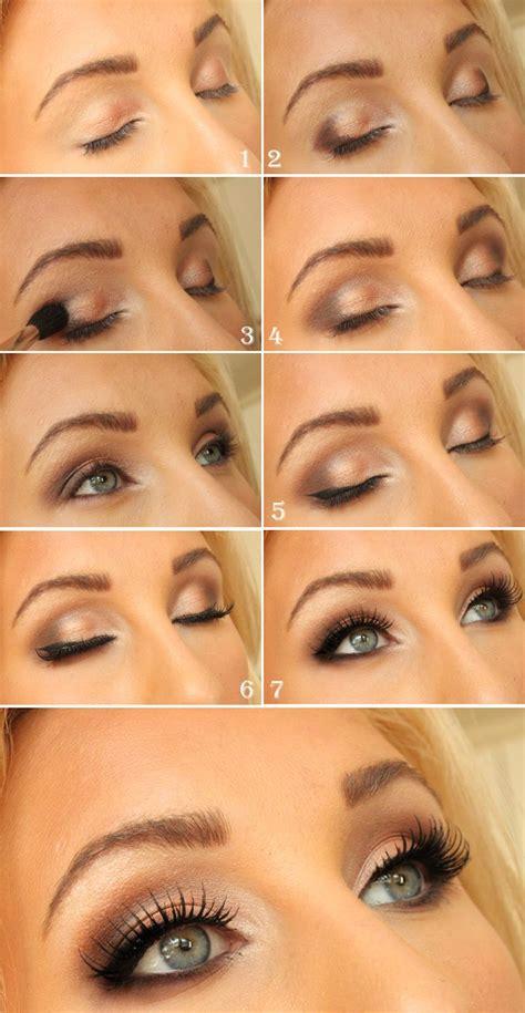 light smoky eye makeup tutorials  summer styles weekly