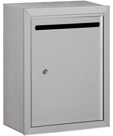 Wall Mounted Mail Drop Box  Mail Slots Residential And