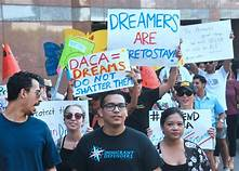 Dreamers cannot be part of spending bill: Parliamentarian