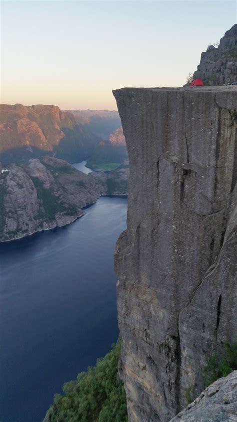 Activation and overnight trip to Pulpit Rock (Preikestolen ...