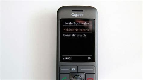 telefone im test dect telefone im test computer bild