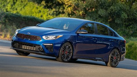 kia forte gt 2020 2020 kia forte gt with 201 horsepower debuts at sema