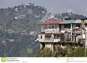 house building plans and prices mussoorie india royalty free stock photos image 22605358