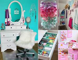 cool ways to decorate a teenage girl39s bedroom With ways to decorate a bedroom