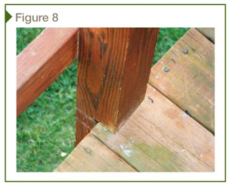 structural safety of wood decks and deck guards page 2