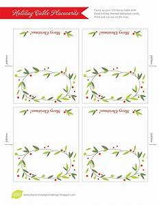 best 25 christmas place cards ideas on pinterest diy With name cards for tables template