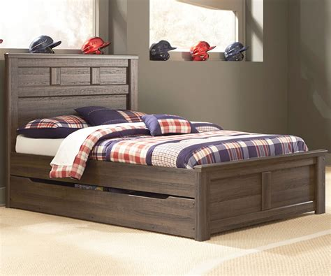 size bed with trundle b251 juararo trundle bed boys size trundle beds