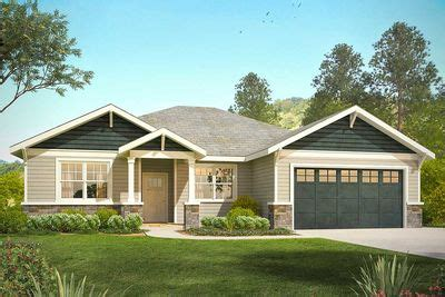 Open Concept Craftsman With Flex Space