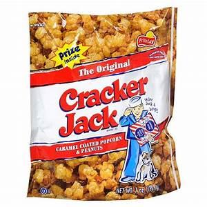 Cracker Jack Caramel Coated Popcorn & Peanuts Walgreens