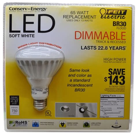 inspired led recommends and reviews feit electric led br30