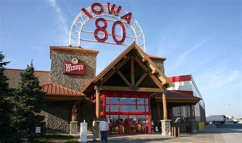 Iowa 80 Locations Ink Dates For Trucker Jamborees