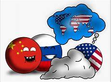 Funny USA dreams Countryballs