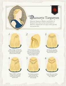 The 10 Best Game Of Thrones Hairstyles And Tutorials
