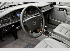 Mercedes 190 D BlueEFFICIENCY, BabyBenz with a Bang