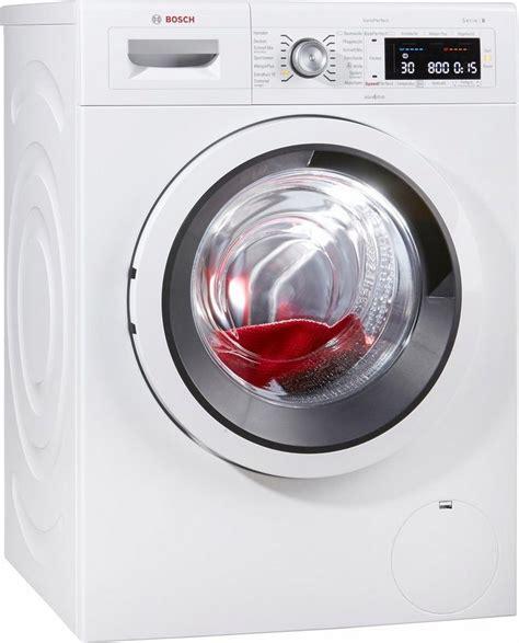 bosch serie 8 waschmaschine bosch waschmaschine serie 8 waw285v1 a 9 kg 1400 u min kaufen otto
