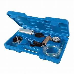 Pompe A Vide Frein : kit purge liquide de frein avec pompe vide pour syst mes de freinage et d 39 embrayage auto ~ Medecine-chirurgie-esthetiques.com Avis de Voitures