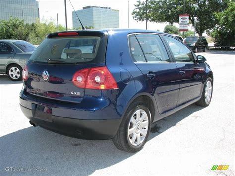 2006 Shadow Blue Metallic Volkswagen Rabbit 4 Door