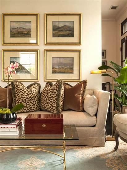 Living Pillows Pillow Sofa Cozy Leopard Formal
