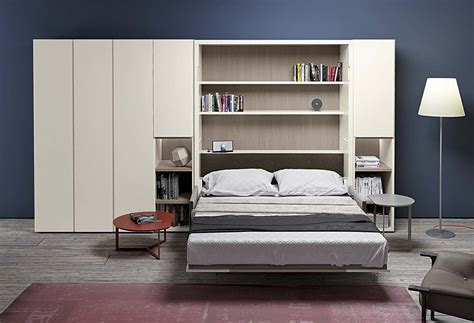 armadio letto matrimoniale dynamic day  cleverit