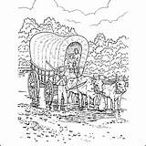 Pioneer Coloring Wagon Covered Thoughtco Wordsearch Crossword Puzzle Printables Worksheet Hernandez Beverly sketch template
