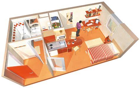 tiroir meuble cuisine logements stud 39 city résidence étudiante clermont ferrand