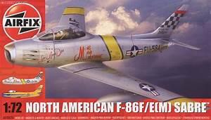 North American F-86F Sabre (Plastic model) Package1
