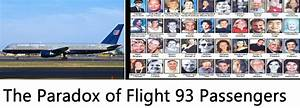 The 9/11 Passenger Conspiracy — The Paradox of Flight 93 ...