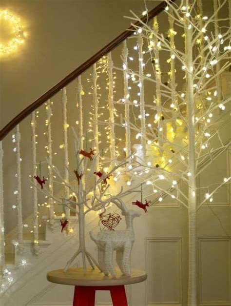 magical  crafty ways  decorate  indoor staircase