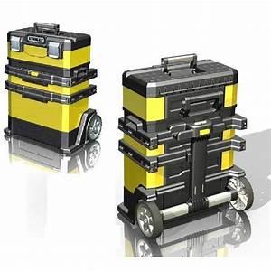 Caisse A Outils Sur Roulette : caisse outils roulante ~ Dailycaller-alerts.com Idées de Décoration