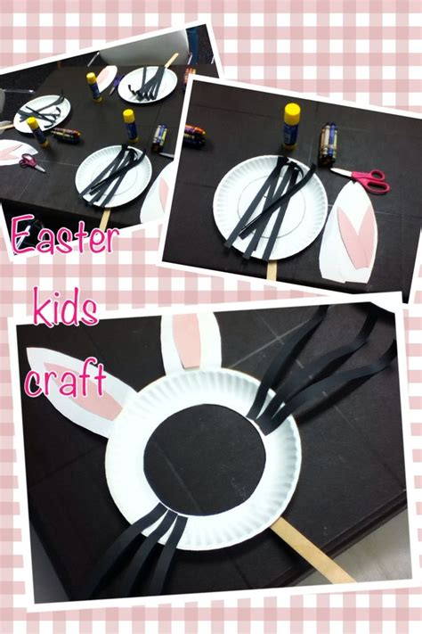 Easter Easy Craft For Toddlers Fun , And Frugal  Bunny