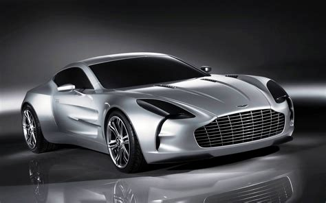 Aston Martin One 77 Effin Hot
