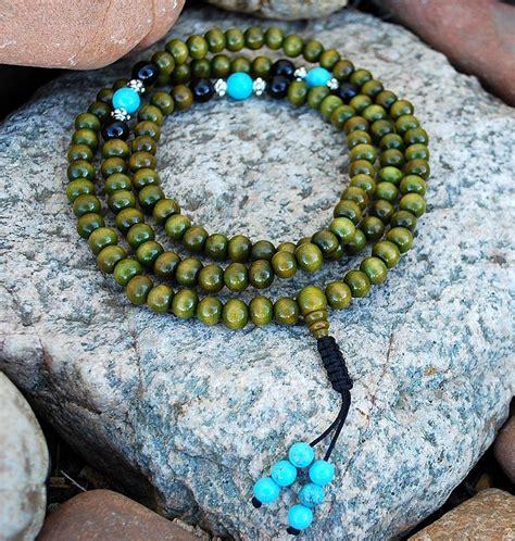 Earth Mala Beads