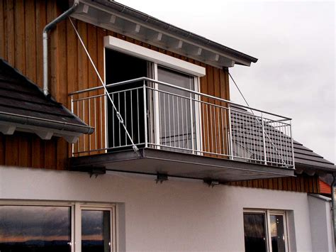 Balkon Aus Metall balkone r m metallbau gmbh co kg