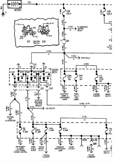 85 Cj7 Wiring Diagram by I A 1985 Jeep Cj 7 I No Spark While Cranking