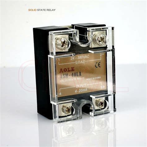 Aliexpress Buy Solid State Relay Ash
