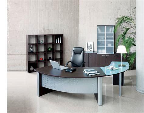 bureaux mobilier bureau direction longueur l200 mélaminé droit ou courbe