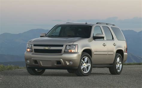 Chevy Tahoe 2007 by 2007 Chevrolet Tahoe Reviews And Rating Motor Trend