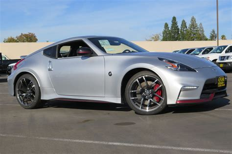 New Nissan 370z by New 2017 Nissan 370z Nismo Tech 2dr Car In Roseville