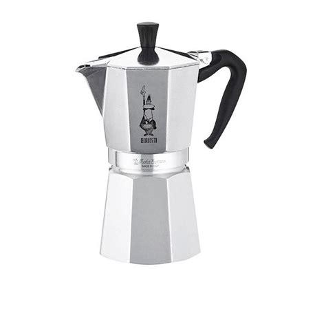 As soon as you start to hear the typical moka gurgle. Bialetti Moka Express Stovetop Espresso Maker 9 Cup | Buy Espresso & Moka Pots - 8006363011655