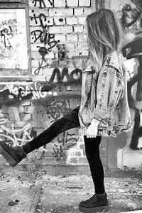 90s, black and white, cool, dark, fashion - image #3520039 ...