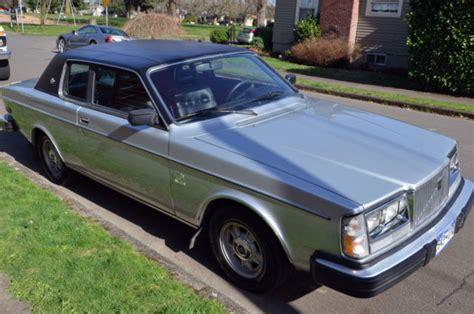 1978 Volvo 262 Bertone Coupe Super Rare For Sale