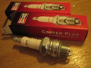 Champion H8c Copper Plus Spark Plugs For Xl 54